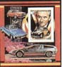 Central African Republic - Porsche commemorative stamp