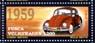 Brazilian - Oldtimer Cars commemorative stamp