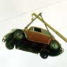 A 'flying'VW Beetle.