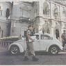 Report about a VW Beetle invading the Minas Gerais Governor's House