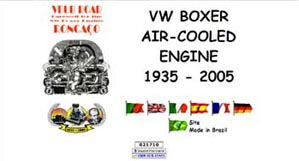 Link para o Site da Despedida do Motor VW Boxer